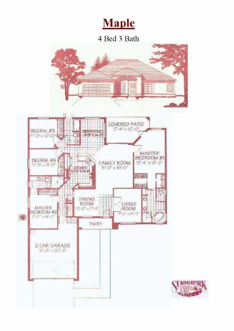 Income Property Floor Plans